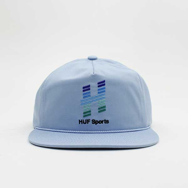 ca1ded0f01c27 HUF Network Snapback Light Blue – Xtreme Boardshop (XBUSA.COM)