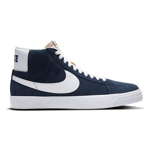 Nike SB Zoom Blazer Mid Navy/White/Black/University Red