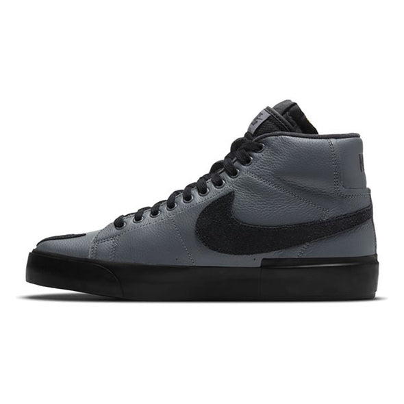 Nike SB Zoom Blazer Mid Edge Iron Grey/Black/Black
