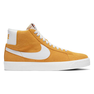 Nike SB Zoom Blazer Mid University Gold/White/University Gold