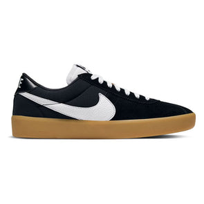 Nike SB Bruin React Black/Black/Gum Light Brown/White