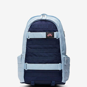 Nike SB RPM Backpack Light Armory Blue/Midnight Navy/Magic Ember