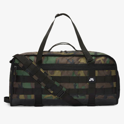 Nike SB RPM Skate Duffle Bag Black/Black/White
