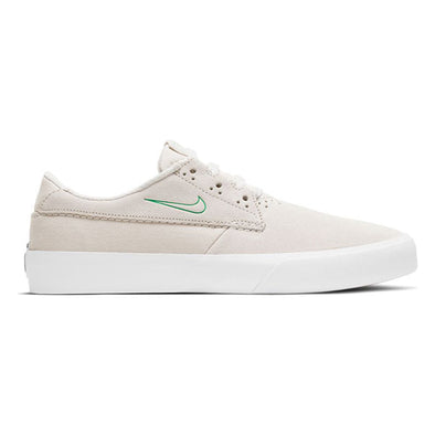 Nike SB Shane Summit White/Lucky Green/University Gold
