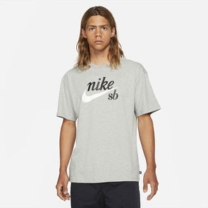 Nike SB HBR Tee Dark Grey Heather