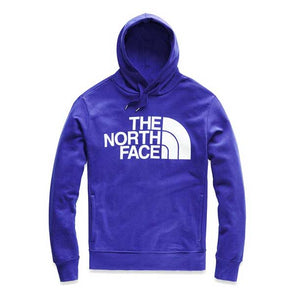 The North Face Mega Half Dome Pullover Hoodie Aztec Blue