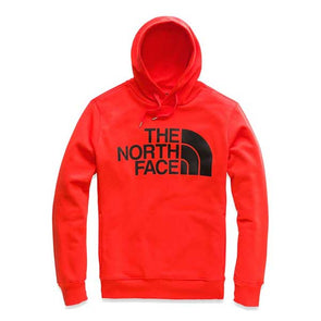 The North Face Mega Half Dome Pullover Hoodie Fiery Red