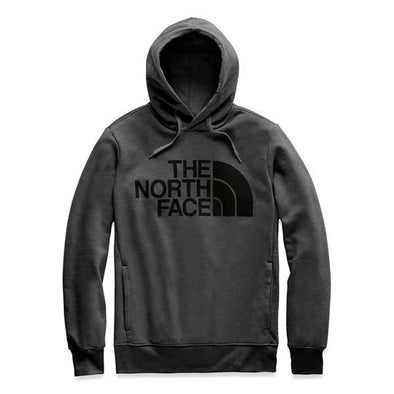 The North Face Mega Half Dome Pullover Hoodie TNF Dark Grey Heather
