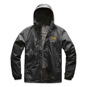 The North Face Resolve 2 Jacket Asphalt Grey/Zinnia Orange