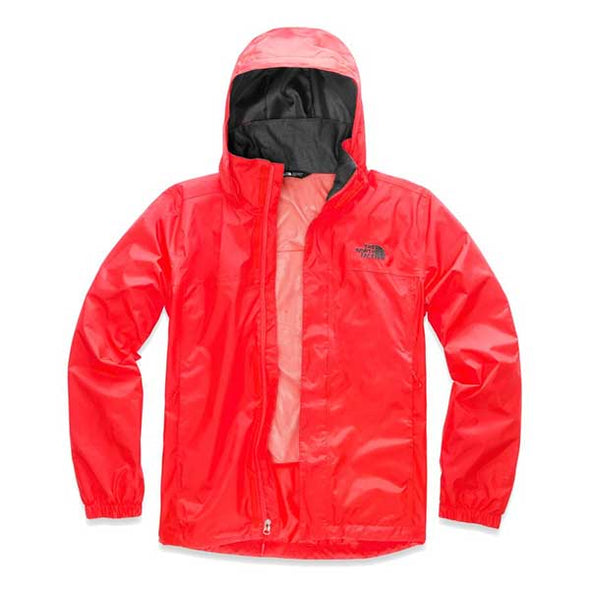 The North Face Resolve 2 Jacket Fiery Red/Asphalt Grey