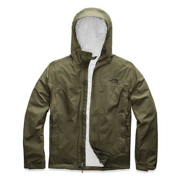 The North Face Venture 2 Jacket New Taupe Green/TNF Black