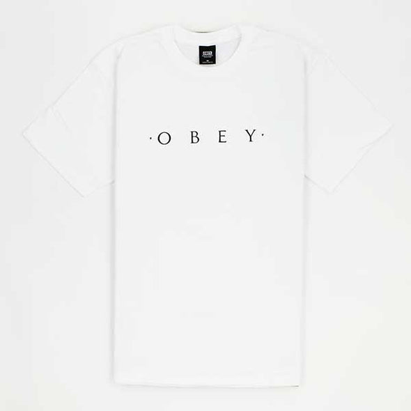 Obey Novel White - Xtreme Boardshop