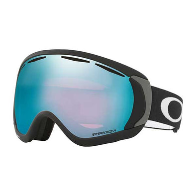 Oakley 2019 Canopy™ (Asia Fit) Matte Black with Prizm Snow Sapphire Iridium