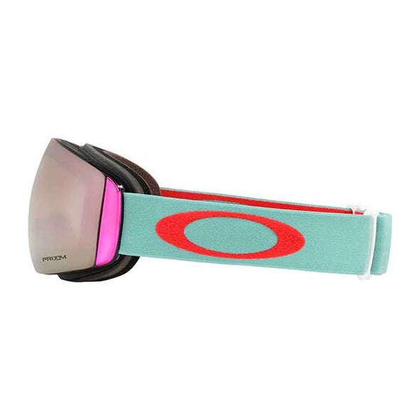 Oakley 2019 Flight Deck™ XM (Asia Fit) Arctic Surf Coral with Prizm Snow Hi Pink Iridium