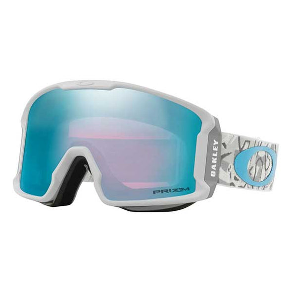 Oakley 2019 Line Miner™ XM (Asia Fit) Camo Vine Snow with Prizm Snow Sapphire Iridium