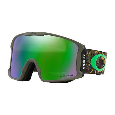 Oakley 2019 Line Miner™ (Asia Fit) Camo Vine Jungle with Prizm Snow Jade Iridium
