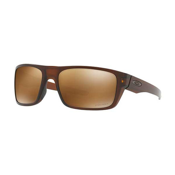 Oakley Drop Point PRIZM Polarized Matte Root Beer with Prizm Tungsten Polarized (OO9367-0760) - Xtreme Boardshop
