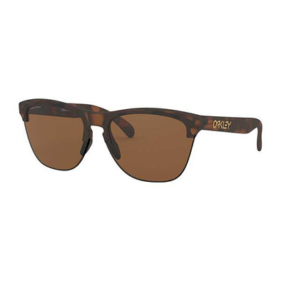 Oakley Frogskins™ Lite Matte Brown Tortoise with Prizm Tungsten (OO9374-1163)