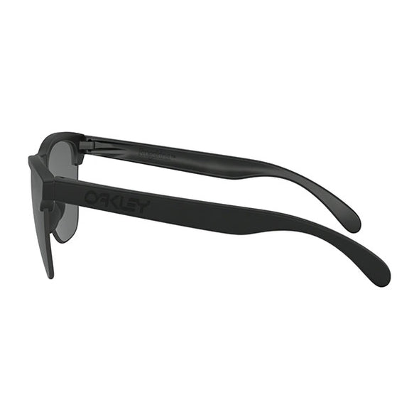 Oakley Frogskins Lite Matte Black with Gray (OO9374-0163)