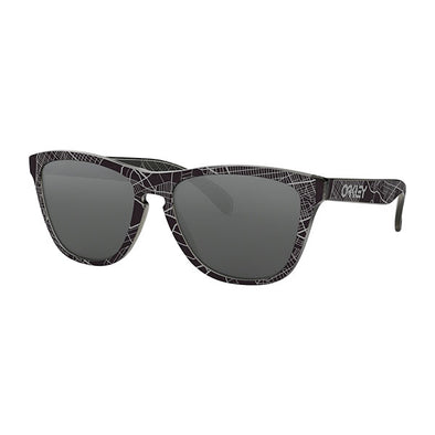 Oakley Frogskins NYC Urban Commuter Urban Commuter Nyc Black with Prizm Black (OO9013-D455)