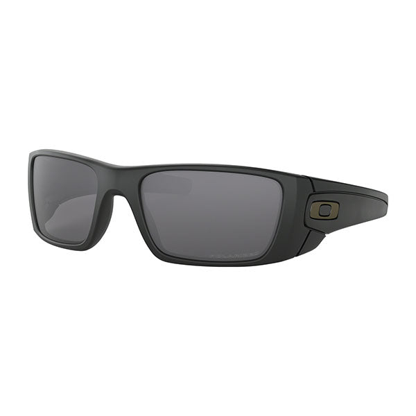 Oakley Fuel Cell Polarized >> Oakley Fuel Cell Polarized Matte Black With Gray Polarized Oo9096