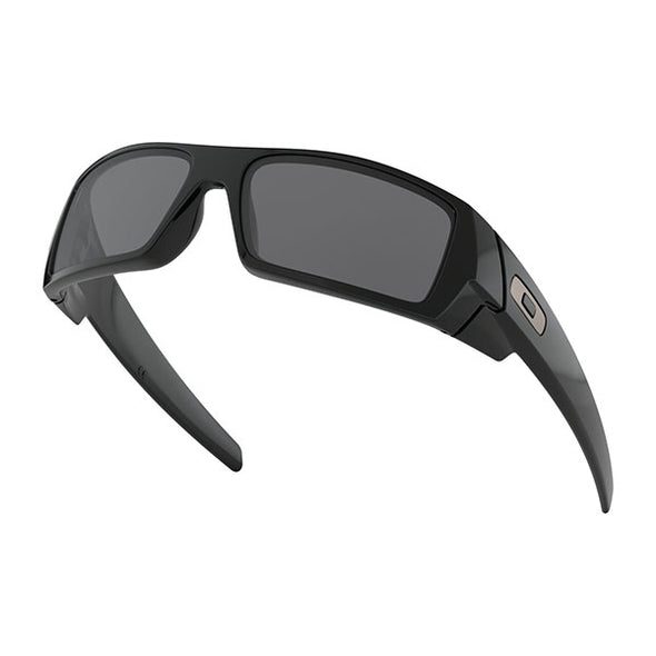 Oakley Gascan Polished Black with Gray (03-471)