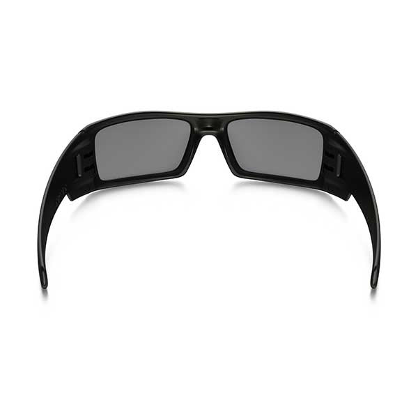 Oakley Gascan Polarized Matte Black Black Iridium Polarized (12-856 ... 73b920c972