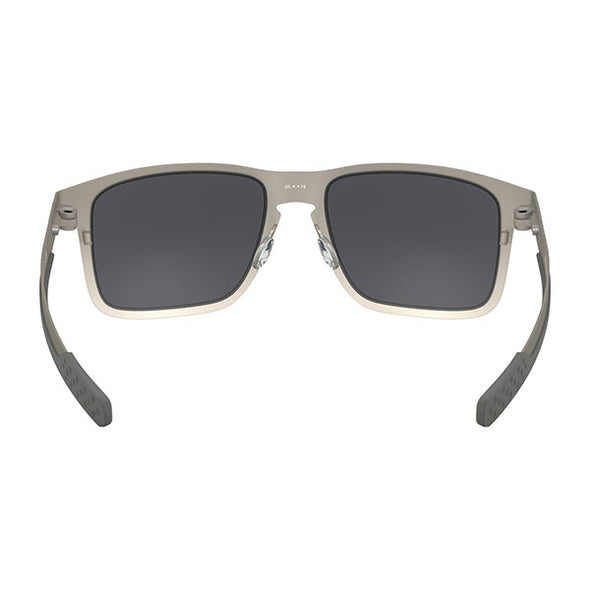 Oakley Holbrook Metal Satin Chrome with Black Iridium (OO4123-0355)
