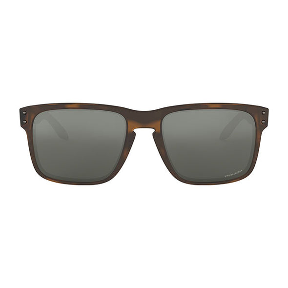 Oakley Holbrook Matte Brown Tortoise with Prizm Black (OO9102-F455)