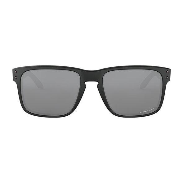 Oakley Holbrook PRIZM Black Polarized Matte Black with Prizm Black Polarized (OO9102-D655)