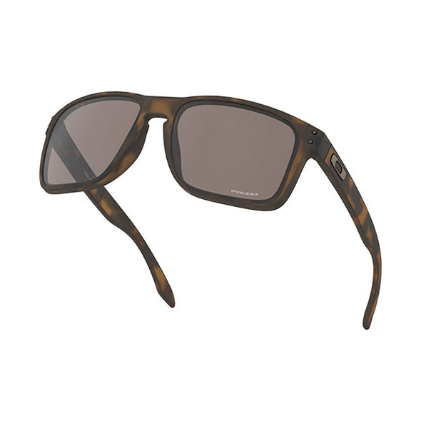Oakley Holbrook XL Matte Brown Tortoise with Prizm Black (OO9417-0259)