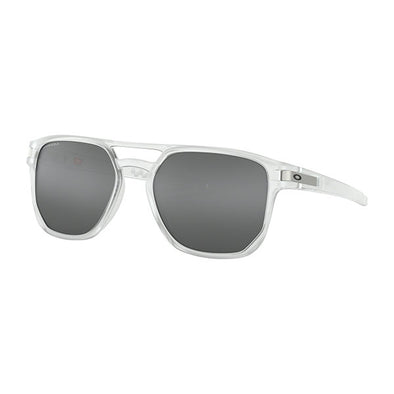 Oakley Latch Beta Matte Clear with Prizm Black (OO9436-0254)