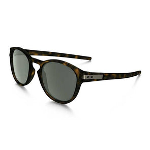 Oakley Latch Matte Brown Tortoise with Dark Gray (OO9265-02) - Xtreme Boardshop