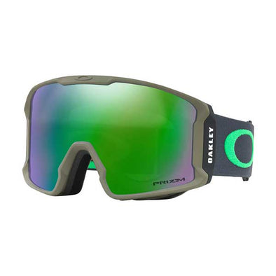 Oakley 2018 Line Miner™ Canteen Iron with Prizm Snow Jade Iridium