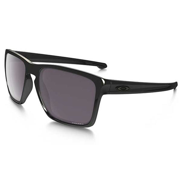 Oakley Sliver XL Polarized Polished Black with Prizm Daily Polarized (OO9341-06) - Xtreme Boardshop
