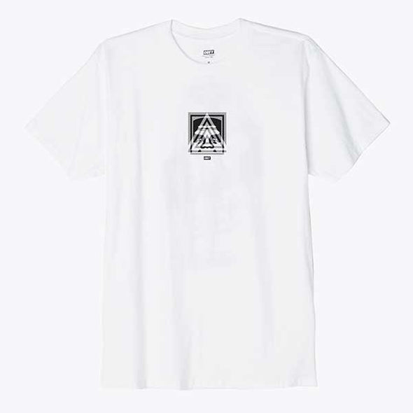 Obey 3 Face Top Pyramid White - Xtreme Boardshop
