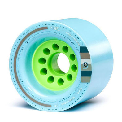 Orangatang Longboard Wheels Kegel 80mm 77a Blue