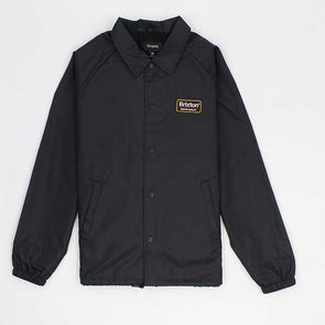 Brixton Palmer Jacket Black - Xtreme Boardshop