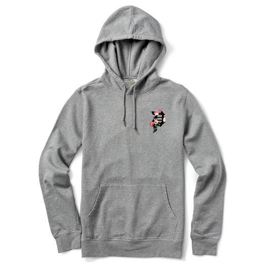 Primitive Dirty P Garden Hood Heather Grey