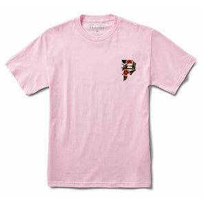 Primitive Dirty P Sun Flower Tee Pink