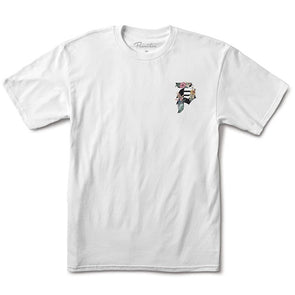 Primitive Dirty P Tropics Tee White