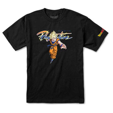 Primitive x Dragon Ball Z Nuevo Goku Saiyan Black