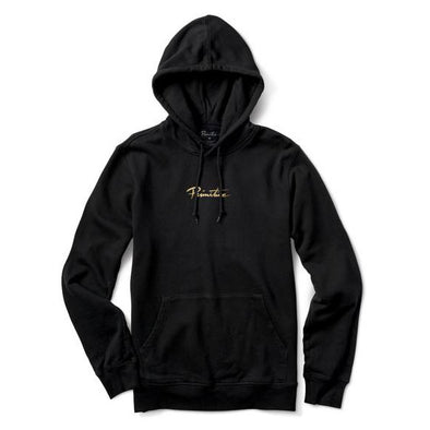 Primitive King Hood Black