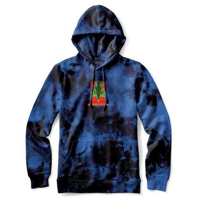 Primitive DBZ Shenron Wish Washed Hood Navy Wash