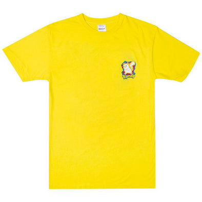 RIPNDIP Catch Em All Tee Yellow