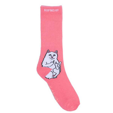 RIPNDIP Lord Nermal Socks Watermelon