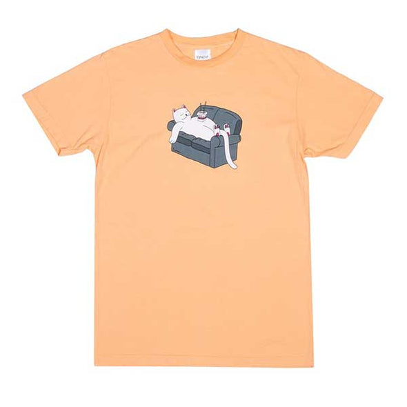 RIPNDIP Noodles Tee Orange