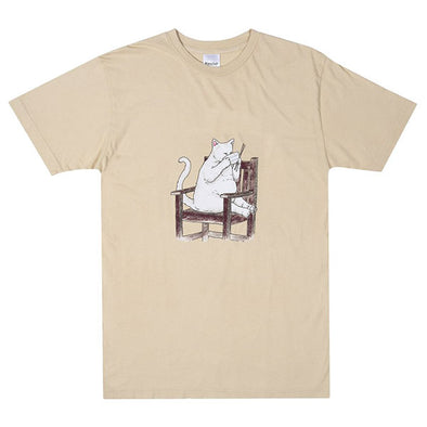 RIPNDIP Take Out Tee Tan