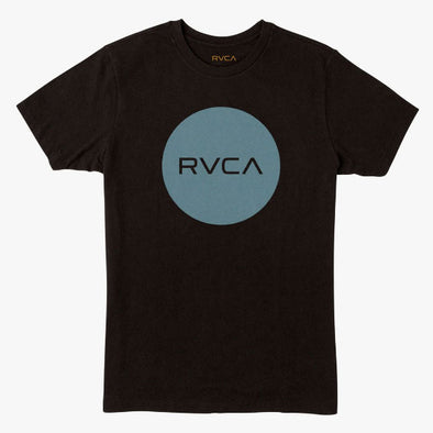 RVCA Motors Push T-Shirt Black