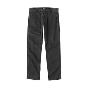 RVCA Officer Pants Pirate Black - Xtreme Boardshop